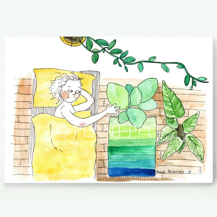 Goodnight plantfriends