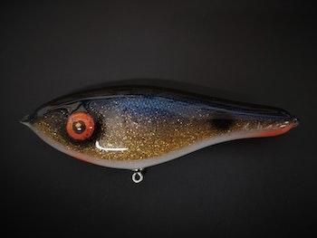 Blue back walleye