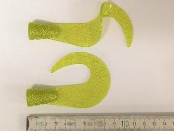 Chartreuse-glitter