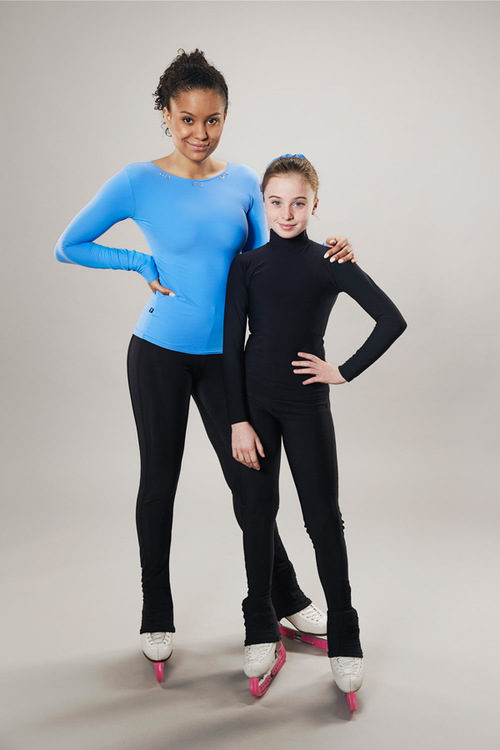 Line of 4 Top Turtleneck - Kids