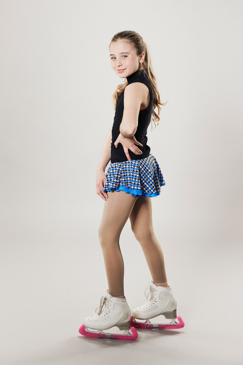 Café de Paris Skirt - Kids