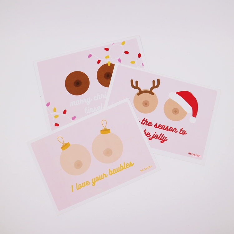 TIT-MAS CARDS (3-pack)