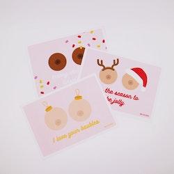 TIT-MAS CARDS (3-pack)