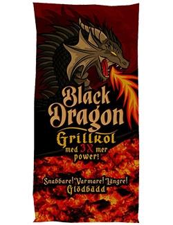 GRILLKOL BLACK DRAGON 2 KG