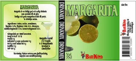 DRINKMIX / MARGARITA 35 CL