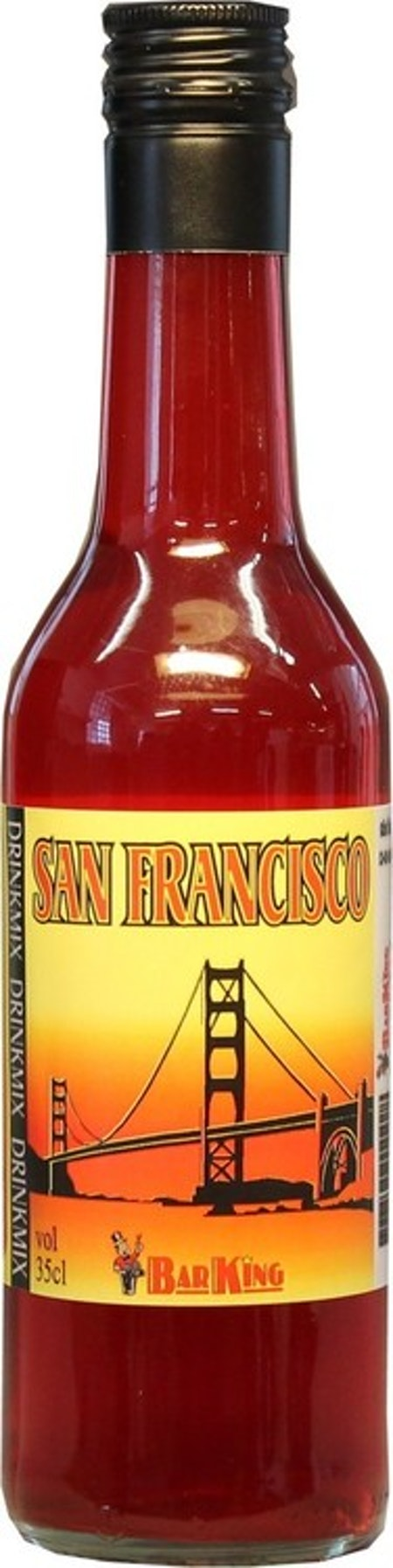 DRINKMIX / SAN FRANCISCO 35 CL