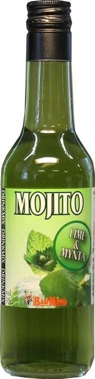 DRINKMIX MOJITO, 35 CL