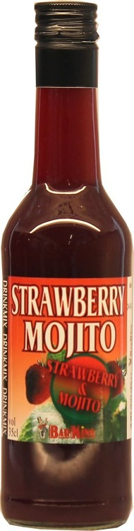 DRINKMIX STRAWBERRY MOJITO, 35 CL