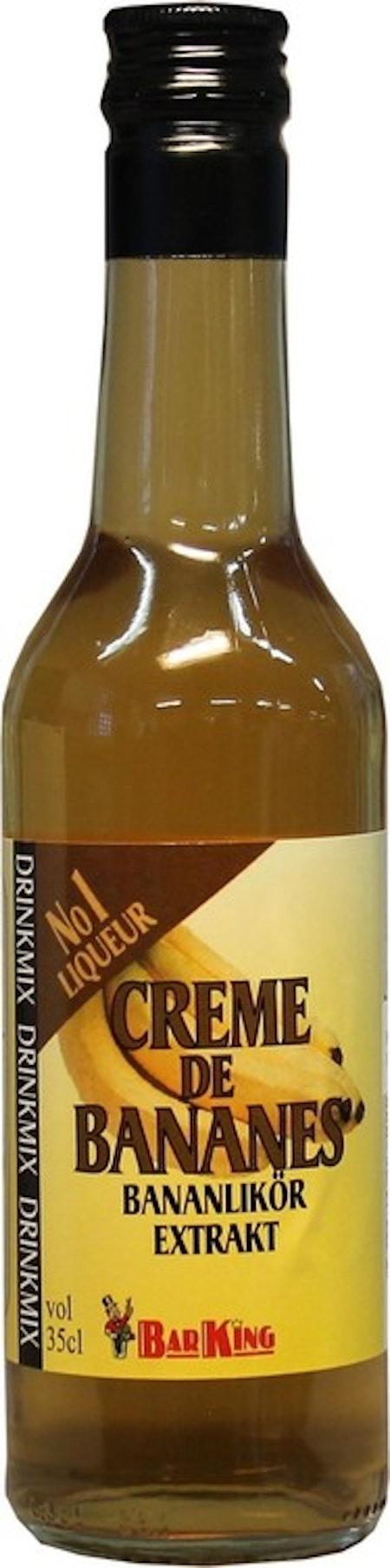 DRINKMIX CREME DE BANANES,  35 CL