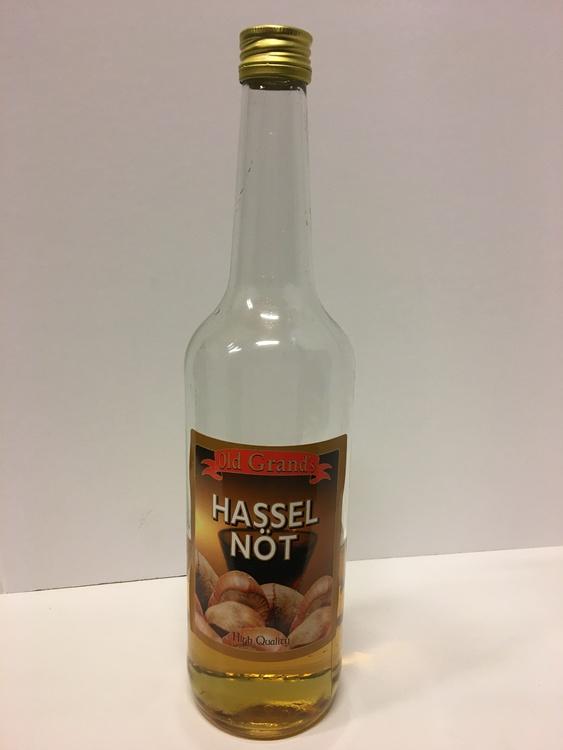 FYLL UPP / HASSELNÖT / DRINKMIX  (250ML) TILL FÄRDIG DRYCK (700 ML) OLD GRAND/ REA