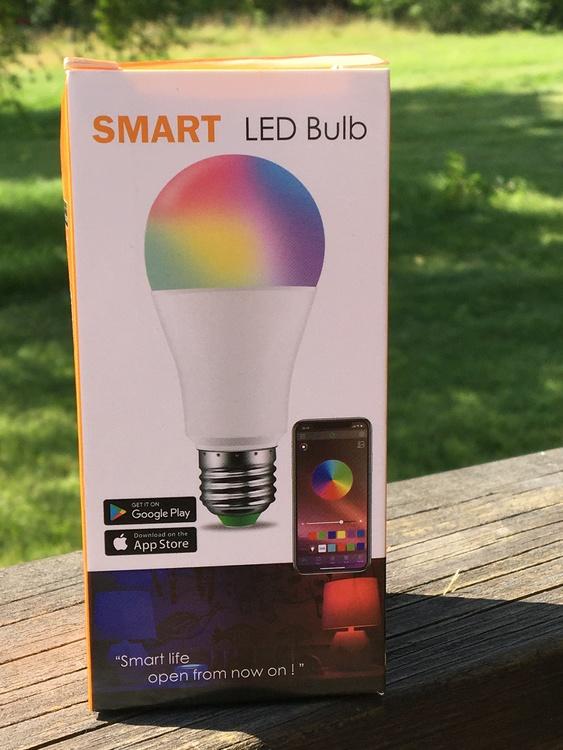 SMART LED BULB / BLUETOTH