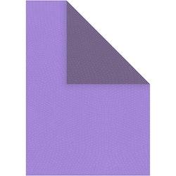 Strukturpapper lila