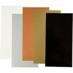 Dekorationsfolie metallicfärger,