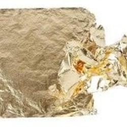 Bladmetall guld
