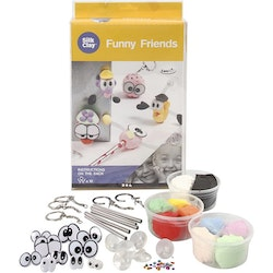 Funny Friends set 10 figurer