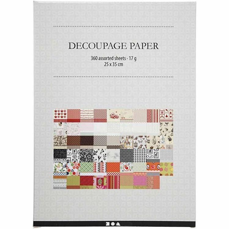 Decoupagepapper