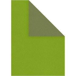 Strukturpapper grön
