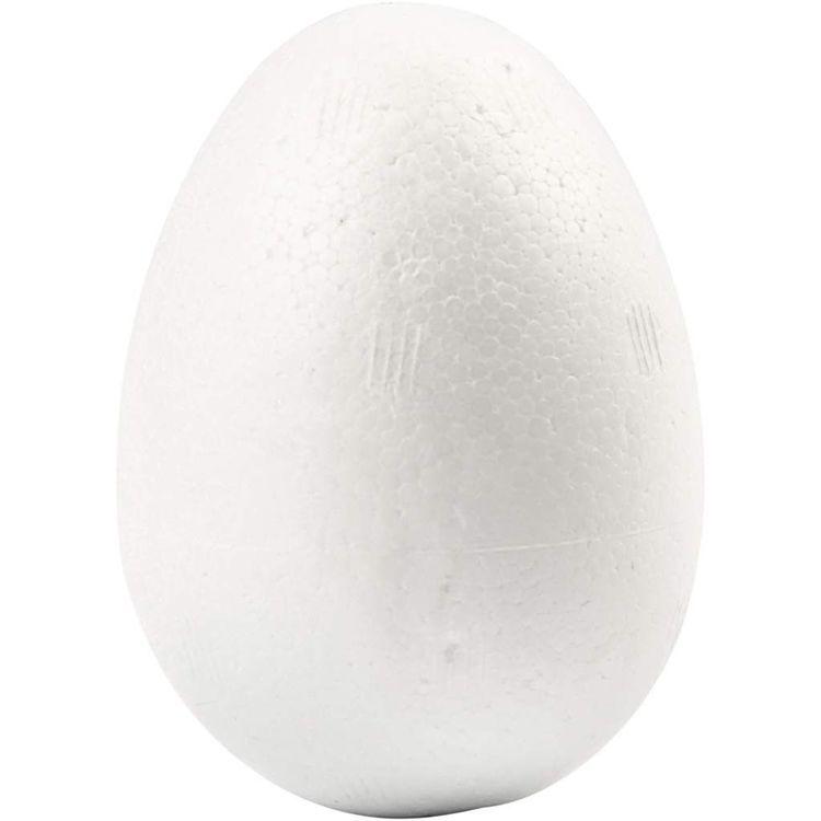 Frigolit ägg, frigolit kulor