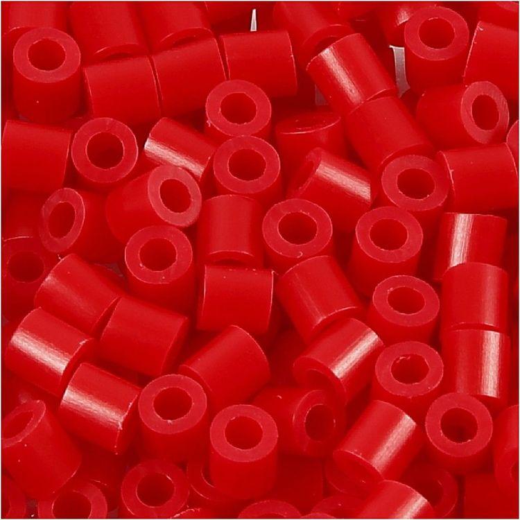 Rörpärlor röd