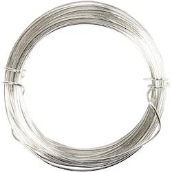 Silvertråd 0.4 mm