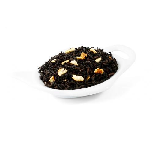 Svart Te - Apelsin med skal