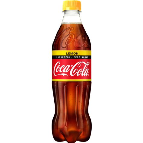 Coca-Cola Zero Sugar Lemon 50cl