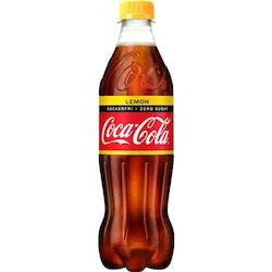 Coca-Cola Zero Sugar Lemon 50cl