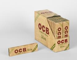OCB KS Organic Hemp +Tips
