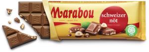 MARABOU SCHWEIZERNÖT 100G