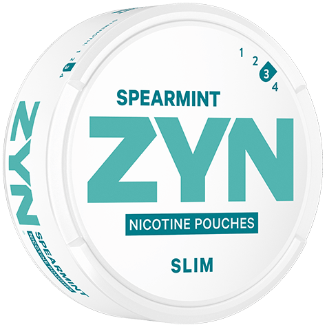 ZYN Slim Spearmint Strong