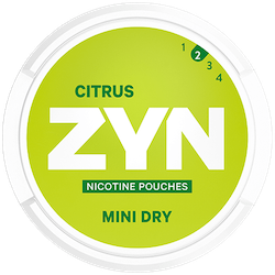 ZYN Mini Dry Citrus