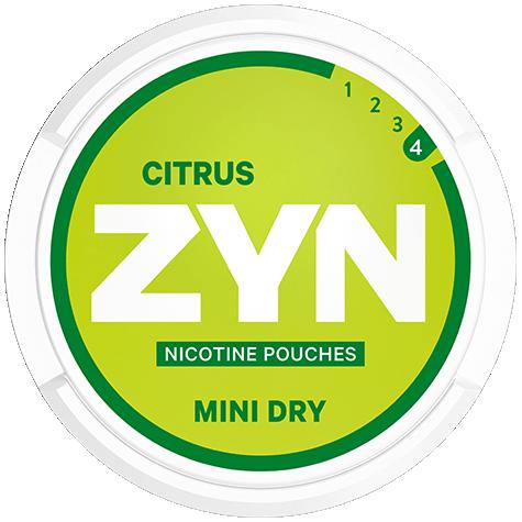 ZYN Mini Dry Citrus