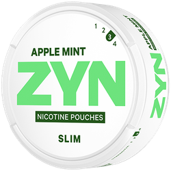 ZYN Slim Apple Mint Strong