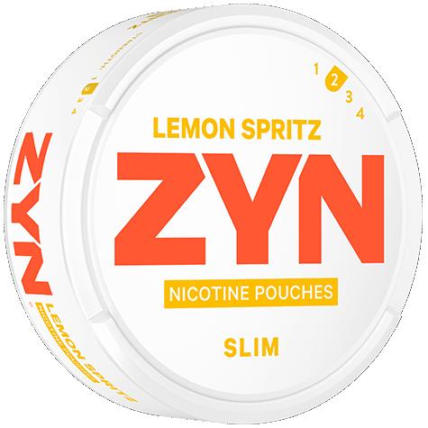 ZYN Lemon Spritz Slim