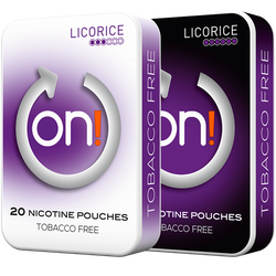 on! Licorice