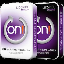 on! Licorice