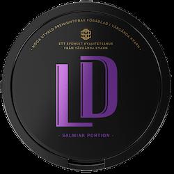 LD Salmiak Portionssnus
