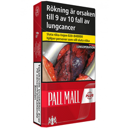 Pall Mall Red 100s