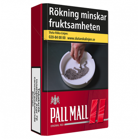 Pall Mall Original Filter