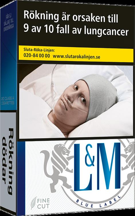 L&M Blue Label