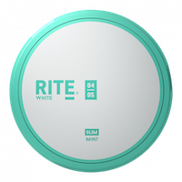 RITE Mint Slim Portionssnus