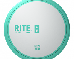 RITE Mint Slim Portionssnus