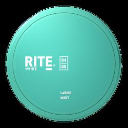 RITE Mint Portionssnus