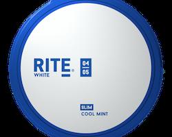 RITE Cool Mint Slim Portionssnus