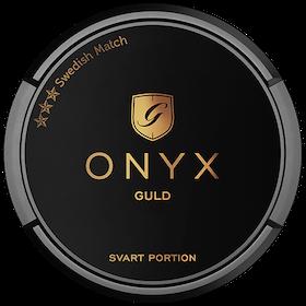 General Onyx Guld Portionssnus