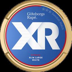 Göteborgs Rapé XRange Slim White Stark