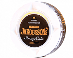 Jakobsson's StrongCola Portionssnus
