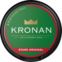 Kronan Stark Original Portionssnus
