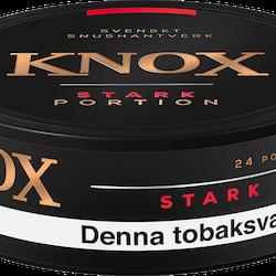Knox Stark Portionssnus