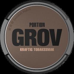 Grov Original Portionssnus